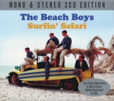 The Beach Boys ‎/ Surfin' Safari [2хCD] Import