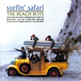 The Beach Boys ‎/ Surfin' Safari / Surfin' U.S.A. [CD] Import