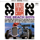 The Beach Boys ‎/ Little Deuce Coupe / All Summer Long [CD] Import