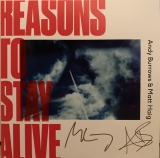 Andy Burrows & Matt Haig ‎/ Reasons To Stay Alive [LP] Import