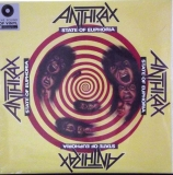 Anthrax ‎/ State Of Euphoria [2хLP] Import