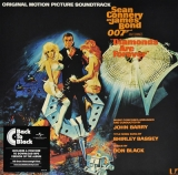 John Barry ‎/ Diamonds Are Forever (Original Soundtrack) [LP] Import
