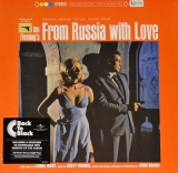John Barry ‎/ From Russia With Love (Original  Soundtrack) [LP] Import