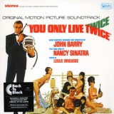 John Barry ‎/ You Only Live Twice (Original Soundtrack) [LP] Import