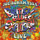 Joe Bonamassa ‎– British Blues Explosion Live (Lim. Color) [3хLP] Import
