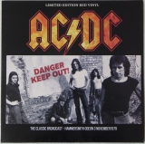 AC/DC ‎– Danger Keep Out! [LP] Import