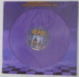 AC/DC ‎– Let There Be Sound - Purple Vinyl [LP] Import
