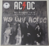 AC/DC ‎– Melbourne 1974 And The Best Of The TV Shows 76-78 [2хLP] Import
