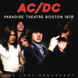 AC/DC ‎– The Lost Broadcast Paradise Theatre Boston 1978 [LP] Import