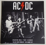 AC/DC ‎– Running for Home  (The Lost Sydney Broadcast 1977 [2хLP] Import