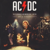 AC/DC ‎– Veterans Memorial 1978 [LP] Import