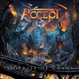 Accept ‎– The Rise Of Chaos BLACK VINYL [2хLP] Import