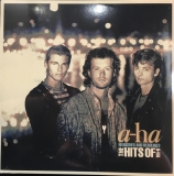 a-ha ‎– Headlines And Deadlines - The Hits Of A-Ha [LP] Import