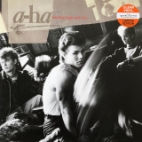 a-ha ‎– Hunting High And Low [LP] Import