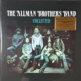 The Allman Brothers Band ‎– Collected (Coloured) [2хLP] Import
