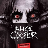 Alice Cooper - Treasures - A Vinyl Collection (Limited Edition) [4хLP BOX]Import