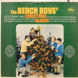 The Beach Boys ‎– The Beach Boys' Christmas Album [LP] Import
