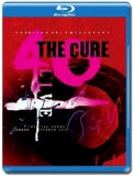 The Cure - 40 Live (Curaetion 25 + Anniversary) [2хBlu-Ray]