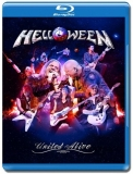 Helloween - United Alive [2хBlu-Ray]