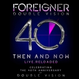 Foreigner ‎– Double Vision: Then And Now [CD+Blu-Ray] Import