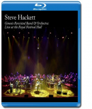 Steve Hackett - Genesis Revisited Band and Orchestra [Blu-Ray]