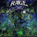 Rage - Wings Of Rage [CD] Import