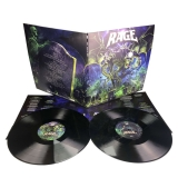 Rage - Wings Of Rage [2хLP] Import