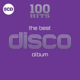 100 Hits The Best Disco Album [5хCD] Import