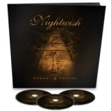Nightwish - Human. :II: Nature. (Lim. 3 CD Earbook) [3CD] Import