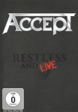 Accept ‎– Restless And Live [DVD] Import
