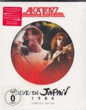 Alcatrazz ‎– Live In Japan 1984 Complete Edition [2CD+Blu-Ray] Import