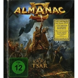 Almanac ‎– Tsar [CD+DVD] Import