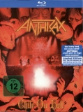 Anthrax ‎– Chile On Hell [Blu-Ray+2CD] Import