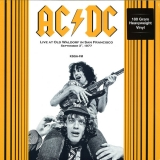 AC/DC ‎– Live At Old Waldorf In San Francisco 1977 (Red Vinyl) [LP] Import