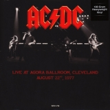 AC/DC ‎– Live At Agora Ballroom, Cleveland, August 22, 1977 (Orange Vinyl) [LP]