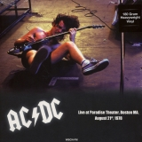 AC/DC ‎– Paradise Theater Boston MA, August 21st 1978 (Blue Vinyl) [LP] Import