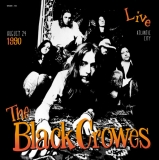 The Black Crowes ‎– Live In Atlantic City 1990 (Green Vinyl) [LP] Import