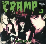 The Cramps ‎– Live In New York 1979 (Orange Vinyl) [LP] Import