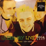 Green Day ‎– Live At East Orange, New Jersey, 1994 (Green Vinyl) [LP] Import