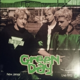 Green Day ‎– Live In New Jersey 1992 (White Vinyl) [LP] Import