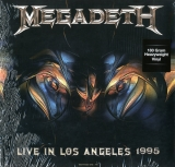 Megadeth ‎– Live In Los Angeles 1995 (Green Vinyl) [LP] Import