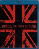 Babymetal ‎– Live In London [Blu-Ray] Import