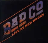 Bad Company ‎– Live at Red Rocks [CD+DVD] Import