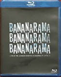 Bananarama ‎– Live At The London Eventim Hammersmith Apollo [Blu-Ray] Import
