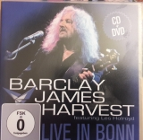 Barclay James Harvest Featuring Les Holroyd ‎– Live In Bonn [CD+DVD] Import