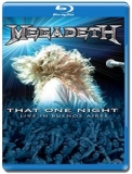 Megadeth: That One Night - Live in Buenos Aires (2005) [Blu-Ray]