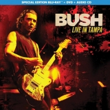 Bush - Live in Tampa (2019) [Blu-Ray+DVD+CD] Import