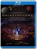 Galaxymphony - The Danish National Symphony Orchestra [Blu-Ray]