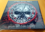 Axel Rudi Pell ‎– Sign Of The Times [2LP+CD BOX] Import