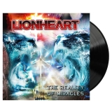 Lionheart – The Reality of Miracles [LP] Import